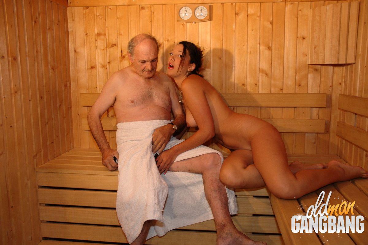 porn sex sauna gif